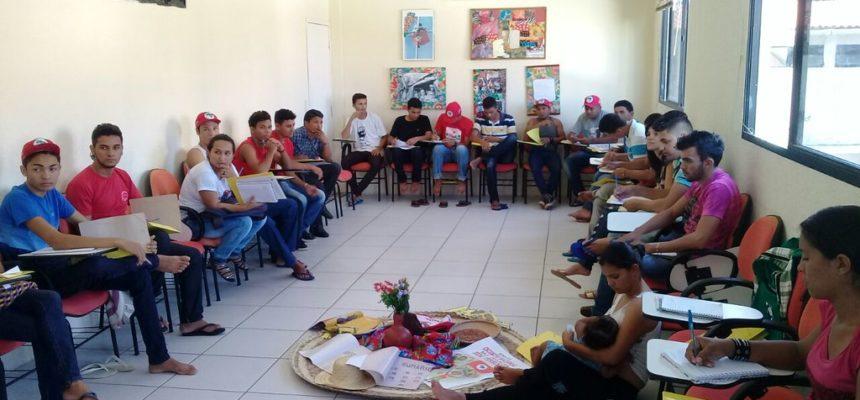 No Ceará, coletivo de juventude debate ações para 2017