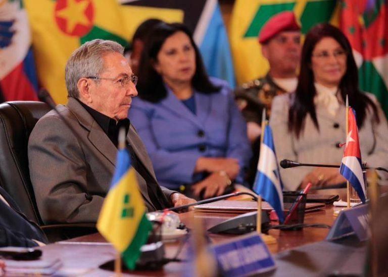 XIV Cúpula da Aliança Bolivariana para os Povos da Nossa América é realizada em Caracas