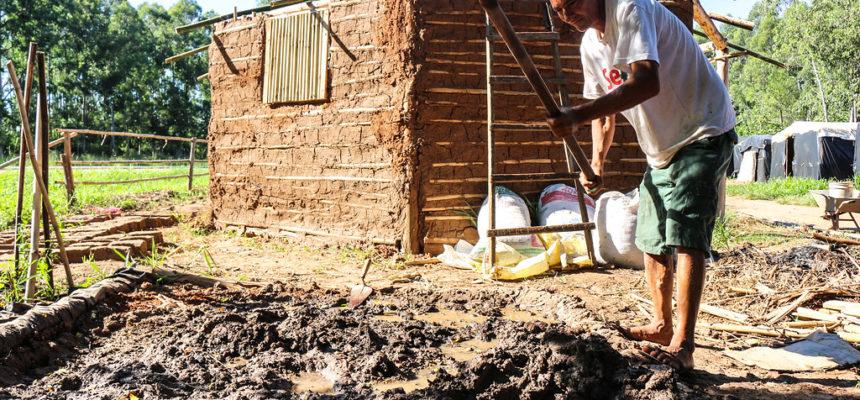 Sem Terra desenvolvem permacultura em acampamento no Rio Grande do Sul