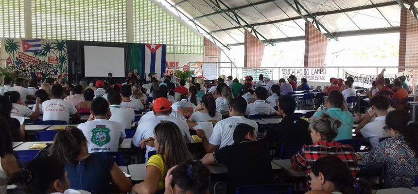 MST Realiza VII Semana Pedagógica no Ceará