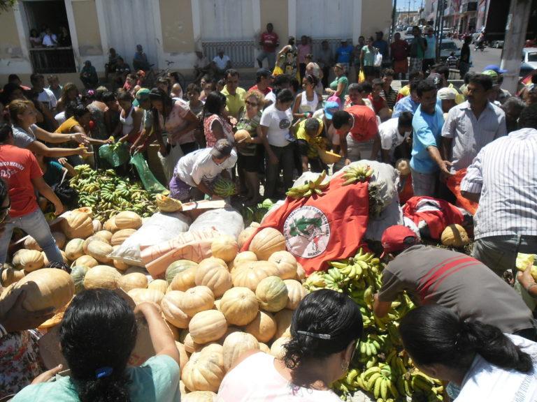 Assentados abastecem mais de 55 escolas com alimentos saudáveis no RN