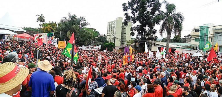 Acompanhe Minuto a Minuto a Jornada Lula Livre