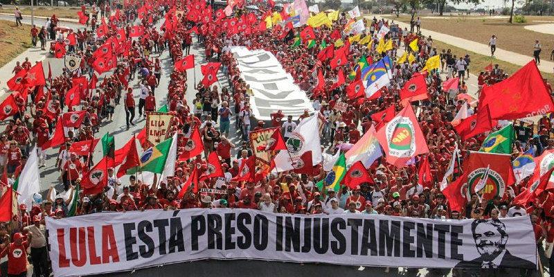 """""""2019 será sinônimo de luta e resistência"""""""