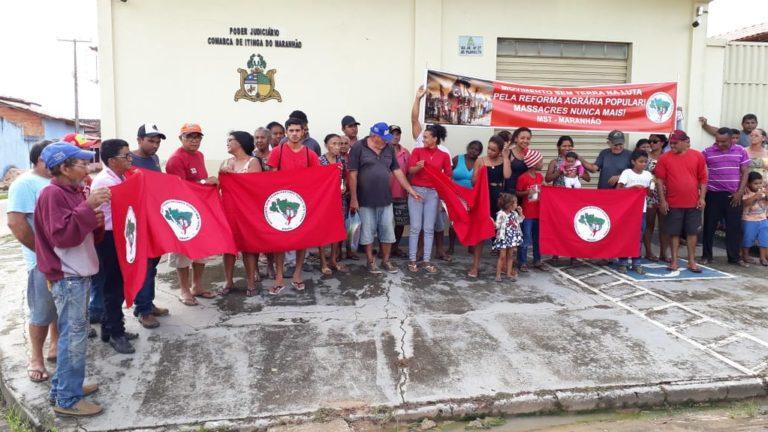 Maranhenses saem às ruas em defesa da Reforma Agrária Popular