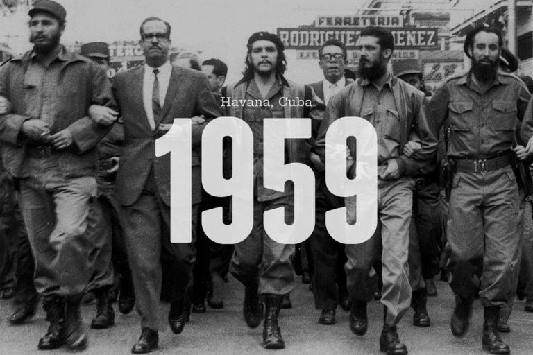 60 anos de vitórias e uma só Revolução