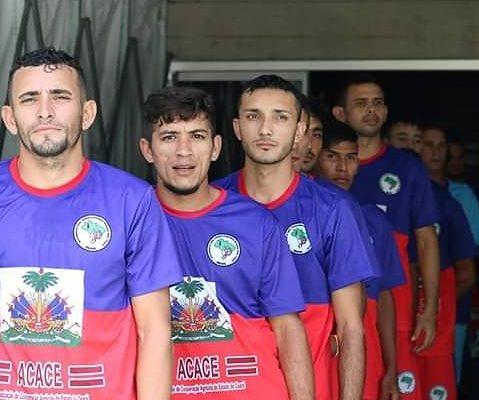 No Ceará, Arena Castelão recebeu a final da 1ª Copa Estadual da Reforma Agrária