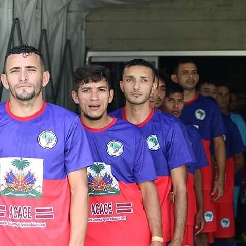 Arena Castelão recebeu a final da 1ª Copa Estadual da Reforma Agrária