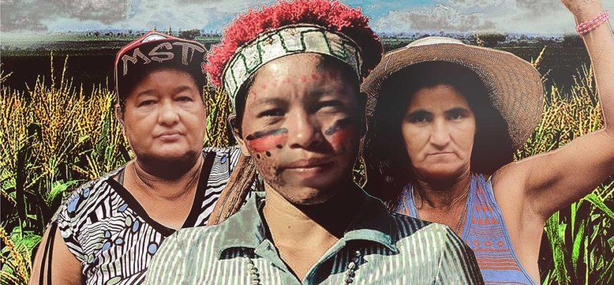 Em Jornada de Lutas, mulheres Sem Terra denunciam desmandos de Temer