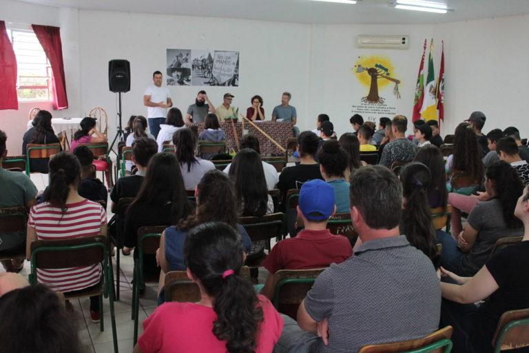 Licenciatura de Educação do Campo tem início em Santa Catarina