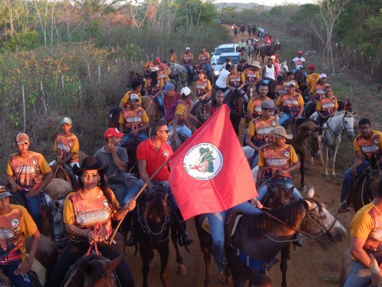 Cavalgada Entre Amigos mobiliza Santo Amaro no recôncavo baiano
