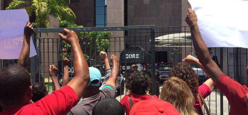MST solidariza-se com MTST após violência sofrida em Pernambuco