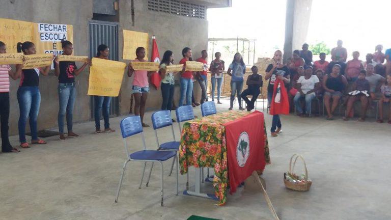 Município do Piauí sofre com ameaça de fechamento de escolas