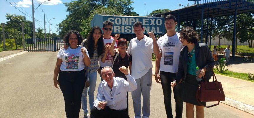 Militante pela Reforma Agrária tem Habeas Corpus concedido em GO
