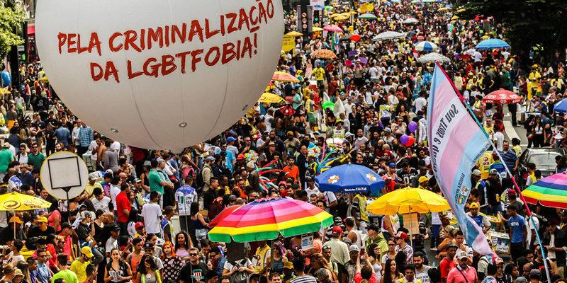 Criminalização da LGBTfobia e as novas formas de participação e resistência
