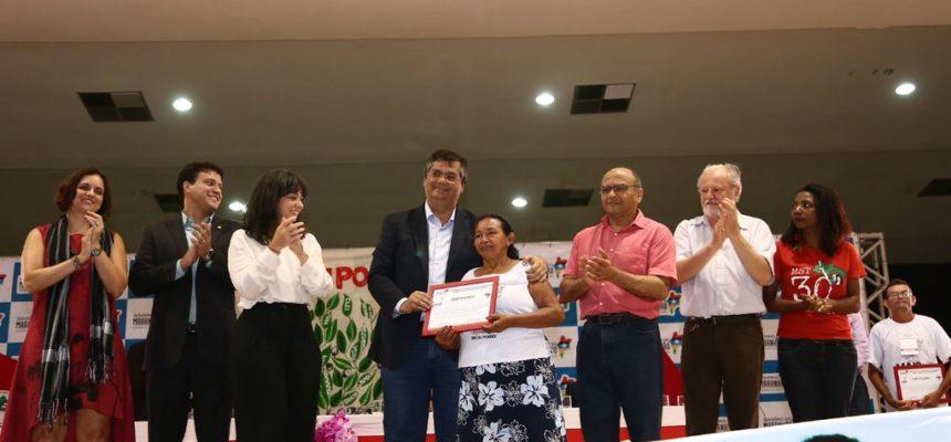 Ato pela educação encerra Jornada de Alfabetização no Maranhão