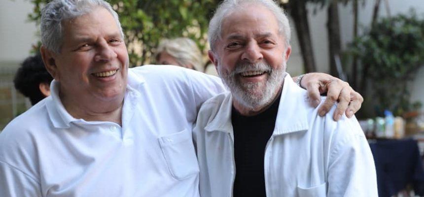 MST lamenta a morte de Vavá, irmão de Lula