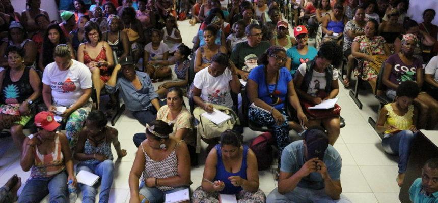 Mulheres Sem Terra seguem mobilizadas na Bahia