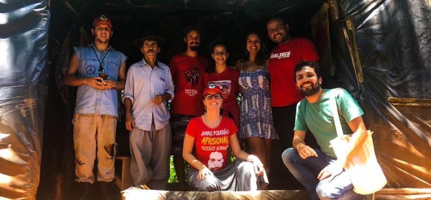 Teatro Político estuda a vida da Sem Terra Roseli Nunes
