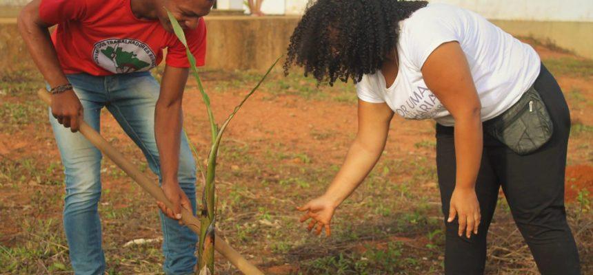 Escola do Campo promove atividade com engenheiros, estudantes e educadores