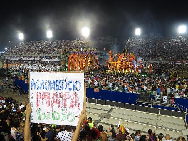derrota do Agronegócio e da Globo