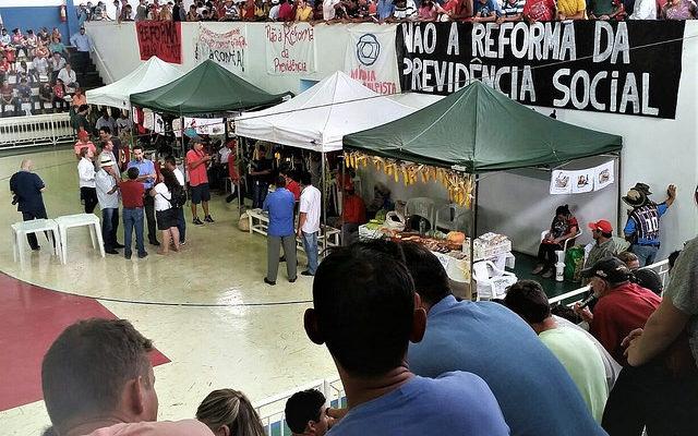 Audiência propõe fim do conflito entre MST e Araupel no Paraná