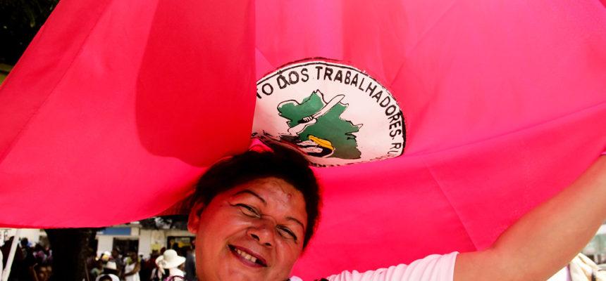 Grande Jornada de Lutas das mulheres paraibanas