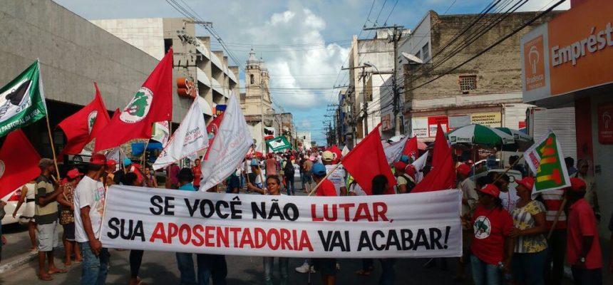 Em Maceió, organizações do campo convocam vigília em frente ao Tribunal de Justiça