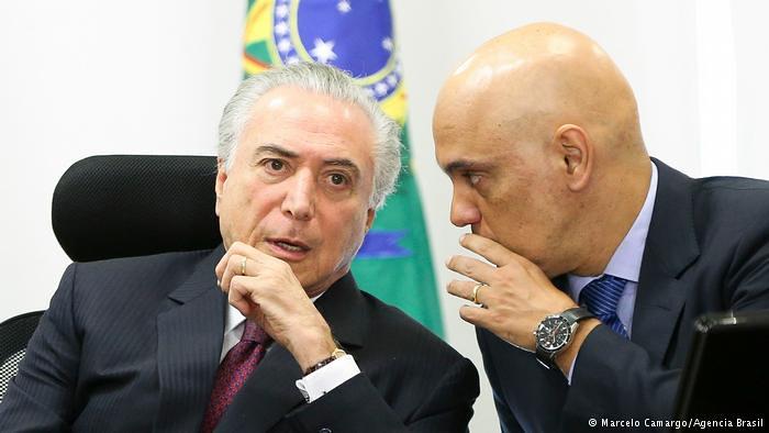 Movimentos do campo e cidade repudiam a nomeação de Alexandre de Moraes para o STF