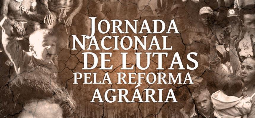Jornada Nacional de Lutas pela Reforma Agrária – 2017