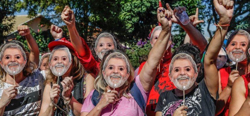 Lula Livre é um grito que ecoa nos quatro cantos do país