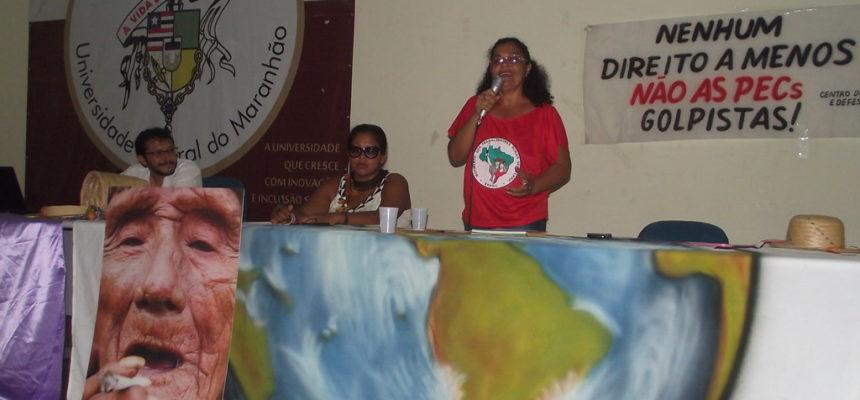 Camponeses e indígenas debatem impactos causados pelo agronegócio no Maranhão