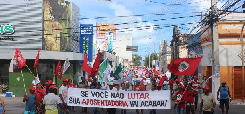 Jornada de Lutas continua em Maceió com ocupação do Incra