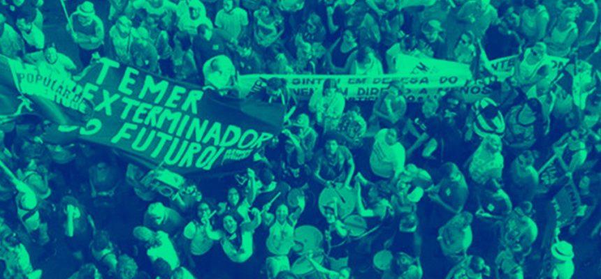 Frentes se unem às centrais sindicais e fortalecem a greve geral do 28 de abril