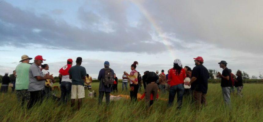 Na Jornada de Luta, pequenos agricultores e Sem Terra retomam as terras do Açu