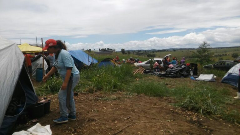 Sem Terra recebem respostas positivas sobre desapropriação na Bahia