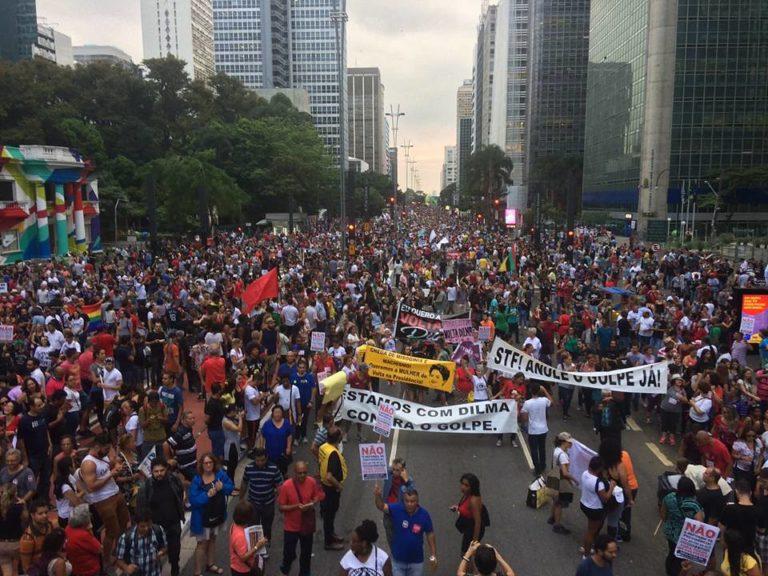 Cerca de 1 milhão foram às ruas contra a reforma da Previdência em todo Brasil