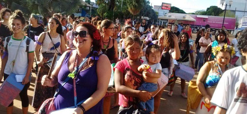Mulheres Sem Terra e indígenas se unem no Mato Grosso do Sul contra a violência