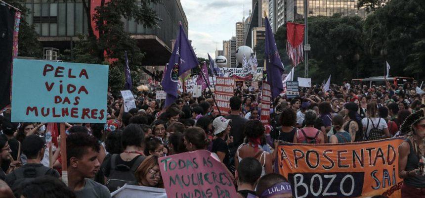 Neste 8 de março, Mulheres Sem Terra participam de mobilizações em todas as regiões do país