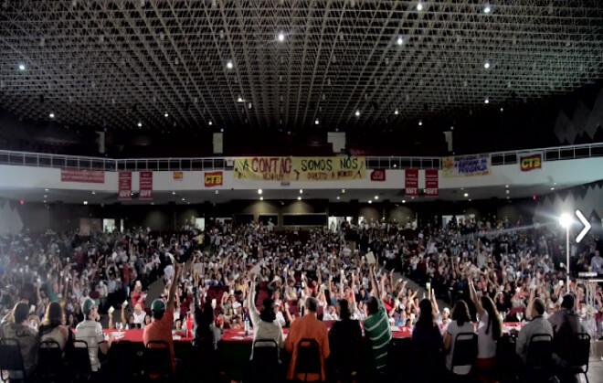 Contag elege nova diretoria em Congresso Nacional