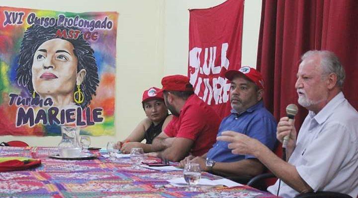 Unidade e solidariedade marcam o 1º Encontro dos Amigos do MST no Ceará
