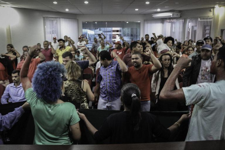 MST denuncia os quatro anos de impunidade do caso Fábio Santos