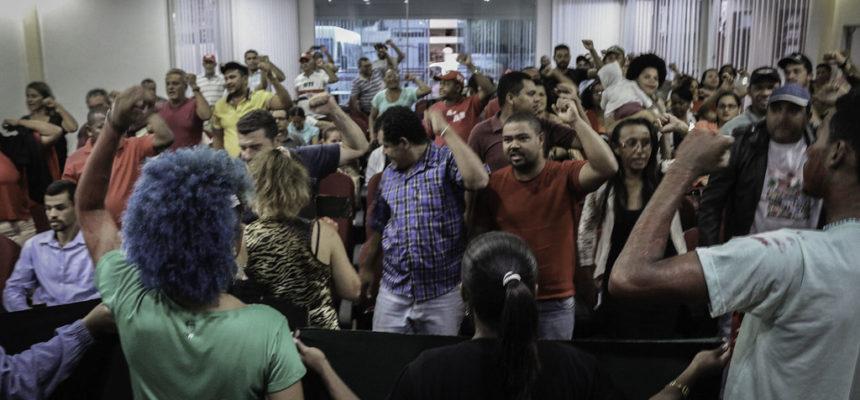 Na OAB de Conquista, MST denuncia os quatro anos de impunidade do caso Fábio Santos