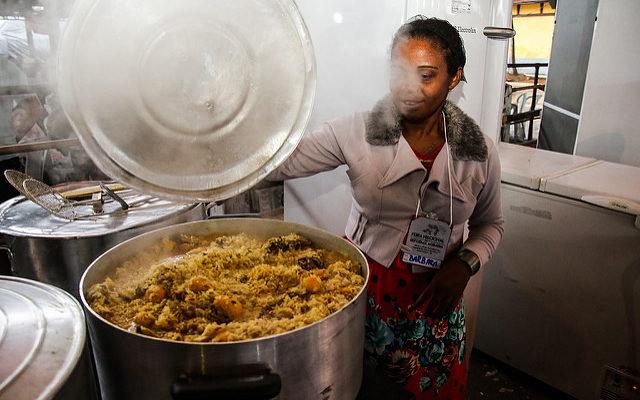 Culinária da Terra: comida com sabor de luta
