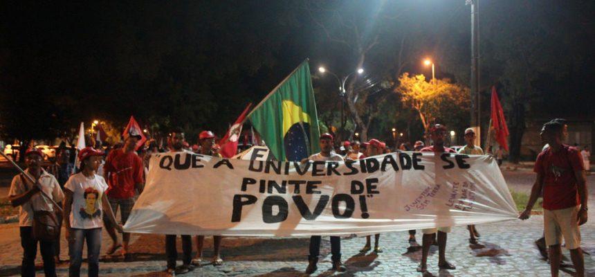 Nota do MST em solidariedade à companheira Valéria, reitora da Ufal, e sua gestão