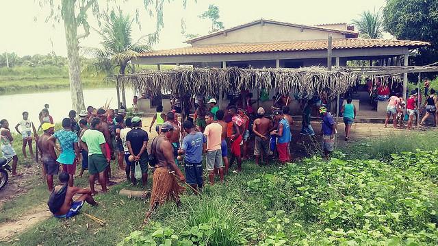 Grupo de indígenas Gamelas é atacado por pistoleiros no Maranhão