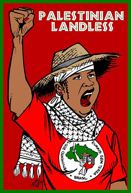 Defender a Terra é central na resistência palestina