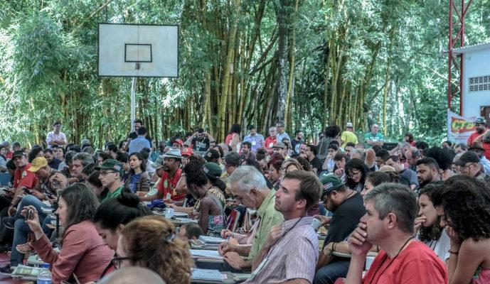 Em Conferência, movimentos debatem pauta e repensam atuação em novo ciclo político