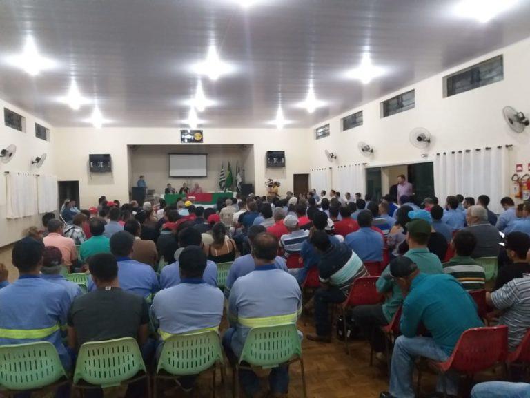 Audiência Pública debate pulverização aérea em Mirante do Paranapanema (SP)