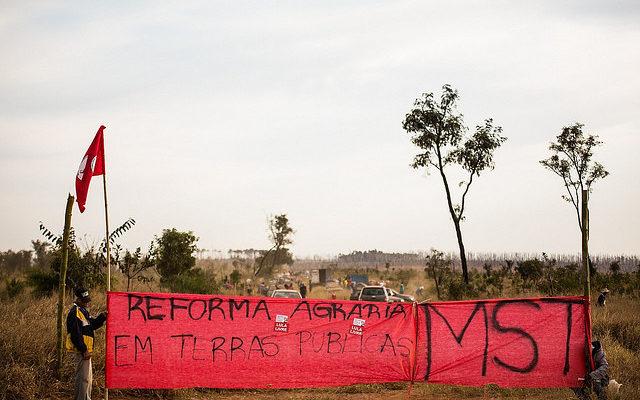 Reintegração de posse ameaça 400 famílias camponesas na região de Mogi Guaçu (SP)