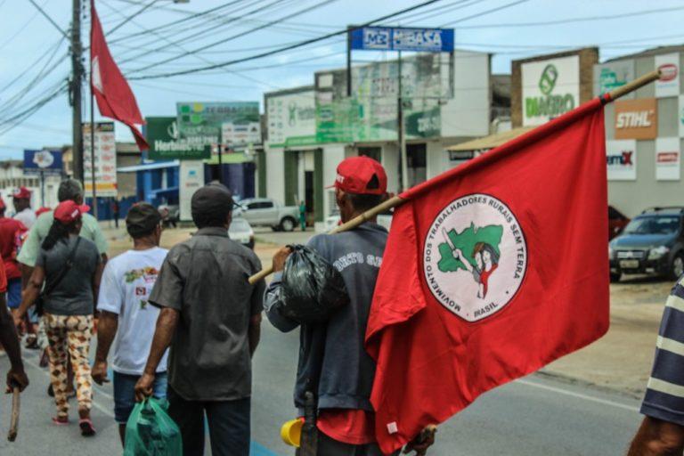 Três mil Sem Terra iniciam Jornada de Lutas em Alagoas
